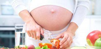 menjaga kesehatan tubuh ibu hamil
