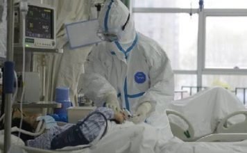 penyembuhan akibat virus corona