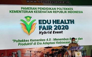 gelar edu health fair
