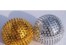 fungsi bola pijat akupuntur